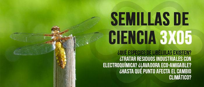 Programa 3×05 «Semillas de Ciencia»