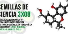 Programa 3×08 «Semillas de Ciencia»