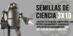 Programa 3×10 «Semillas de Ciencia»