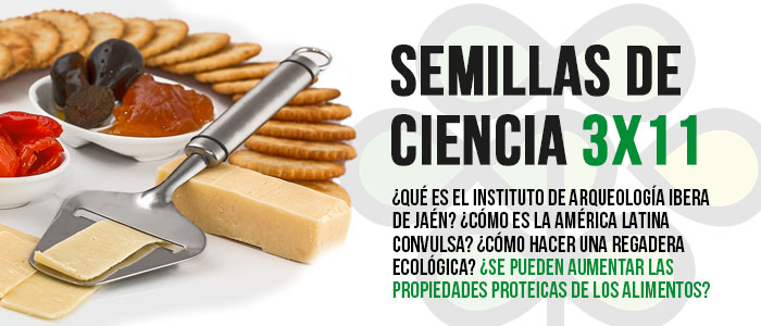 Programa 3×11 «Semillas de Ciencia»